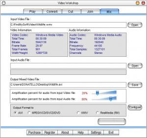 Enlarge Video Workshop Screenshot