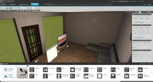 Enlarge Roomeon 3D-Planner Screenshot