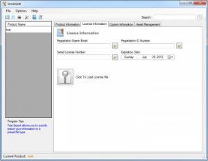 Enlarge SerialSafe Screenshot