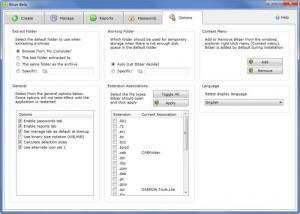 Enlarge Bitser Screenshot