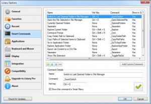 Enlarge Listary Screenshot