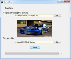 Enlarge Jpeg Bandit Screenshot