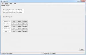Enlarge WingDir Screenshot