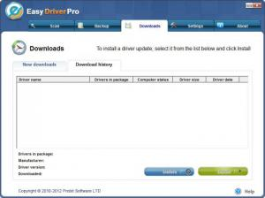Enlarge Easy Driver Pro Screenshot