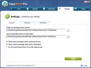 Enlarge Easy Driver Pro Screenshot