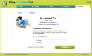 Enlarge Easy Uninstall Pro Screenshot