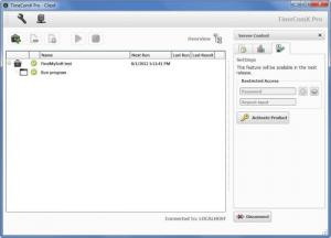Enlarge TimeComX Pro Screenshot