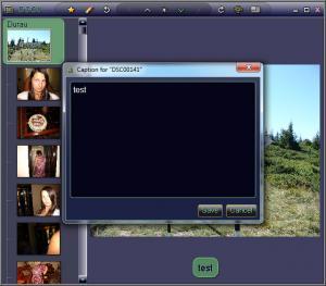Enlarge Cascading Slides Screenshot