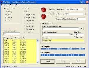 Enlarge TRaNGen Screenshot