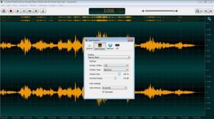 Enlarge Ocenaudio Screenshot