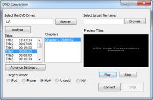 Enlarge DVD Shrink 2012 Screenshot