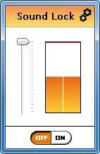 Enlarge Sound Lock Screenshot