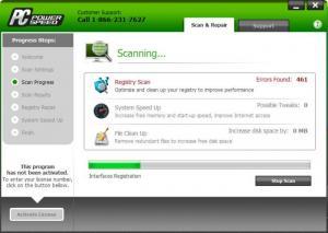 Enlarge PC Power Speed Screenshot