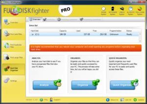 Enlarge FULL-DISKfighter Screenshot