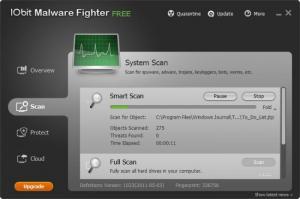 Enlarge IObit Malware Fighter Free Screenshot
