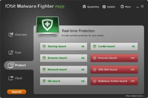 Enlarge IObit Malware Fighter Free Screenshot