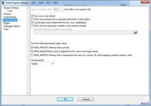 Enlarge Cheat Engine Screenshot