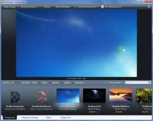 Enlarge DeskScapes Screenshot