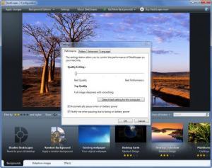 Enlarge DeskScapes Screenshot