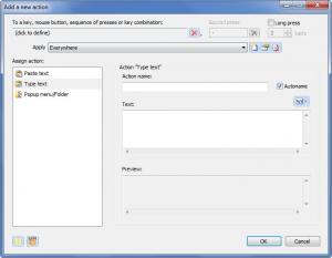 Enlarge Text Paster Screenshot