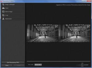 Enlarge Phereoshop Screenshot