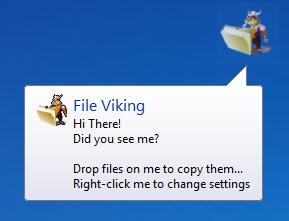 Enlarge File Viking Screenshot