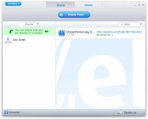 Enlarge zeZebra Screenshot