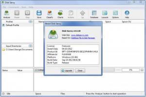Enlarge Disk Savvy Screenshot