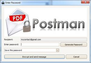 Enlarge PDF Postman Screenshot