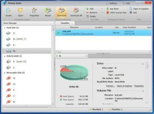 Enlarge Privacy Drive Screenshot