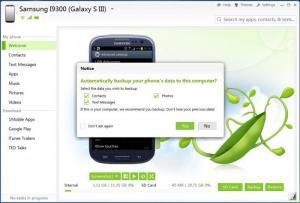 Enlarge SnapPea Screenshot