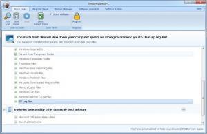 Enlarge SmashingSpeedPC Screenshot