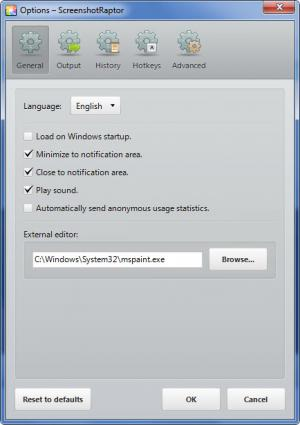 Enlarge ScreenshotRaptor Screenshot