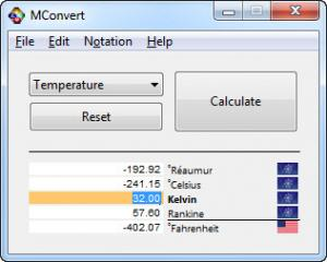 Enlarge MConvert Screenshot
