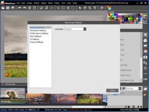 Enlarge Musemage Screenshot