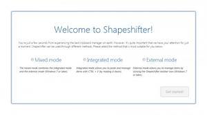 Enlarge Shapeshifter Screenshot