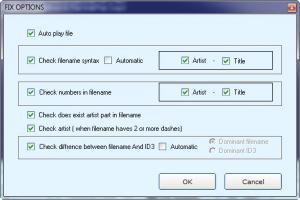 Enlarge Music Files Batch Screenshot
