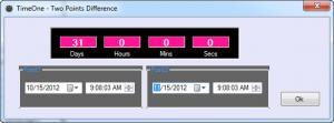 Enlarge TimeOne Screenshot