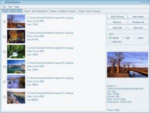 Enlarge uPhotoRobot Screenshot