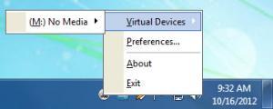 Enlarge VirtualDVD Screenshot