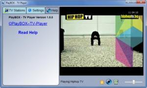 Enlarge PlayBOX Screenshot
