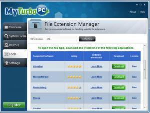 Enlarge MyTurboPC Screenshot