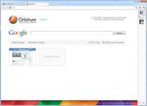 Enlarge Orbitum Screenshot