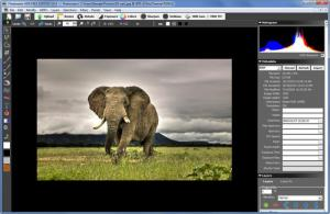 Enlarge Fhotoroom HDR Screenshot