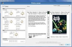 Enlarge Filmotech Screenshot