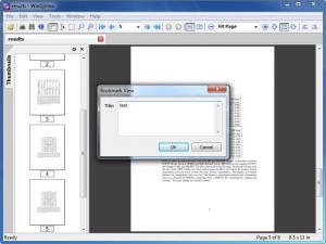 Enlarge WinDjView Screenshot