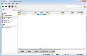 Enlarge qBittorrent Screenshot