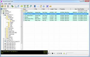 Enlarge Toolsoft Audio Tools Screenshot