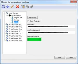 Enlarge Keeper Screenshot