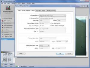 Enlarge Imposition Studio Screenshot